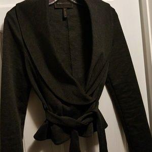 Bcbg Tie Waist Blazer